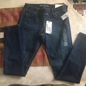 NWT Gap Girls High Stretch Legging Jeans 14